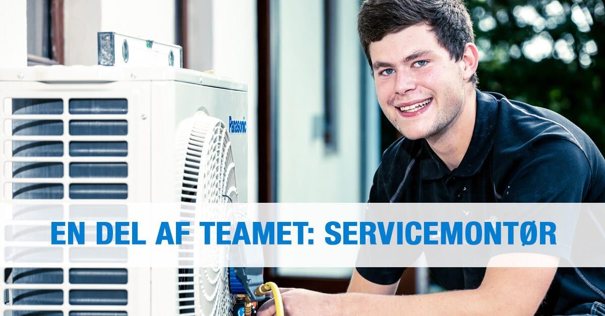 Job servicemontør BR-EL