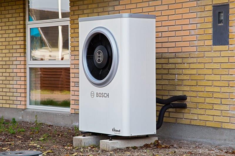 Bosch 7000i AW luft vand varmepumpe - udedel