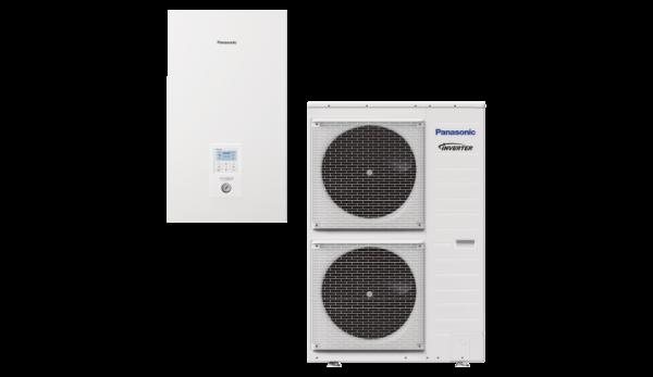 Panasonic luft vand Hydro-box 12 kW og 16 kW