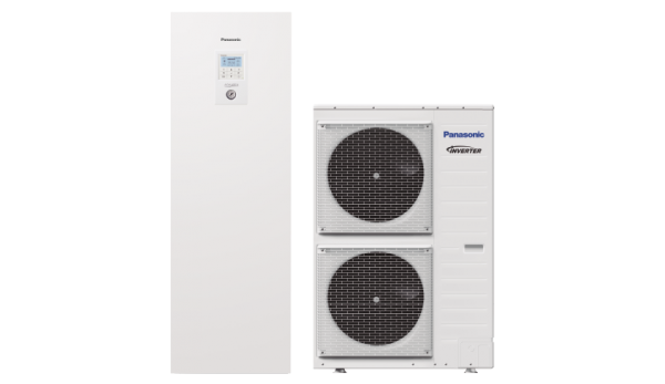 Panasonic luft vand All-In-One 12 kw og 16 kw