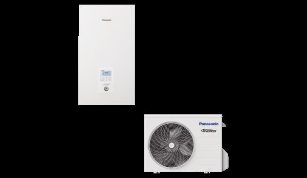 Panasonic luft vand Hydro-box 3 kW og 5 kW