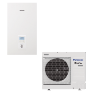 Panasonic luft vand Hydro-box 7 kW og 9 kW