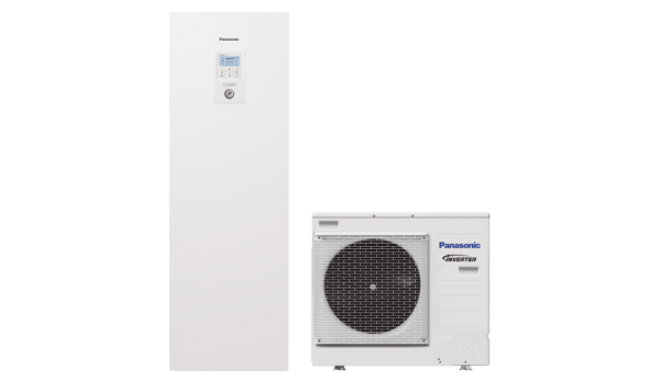 Panasonic luft vand All-In-One 7 kw og 9 kw
