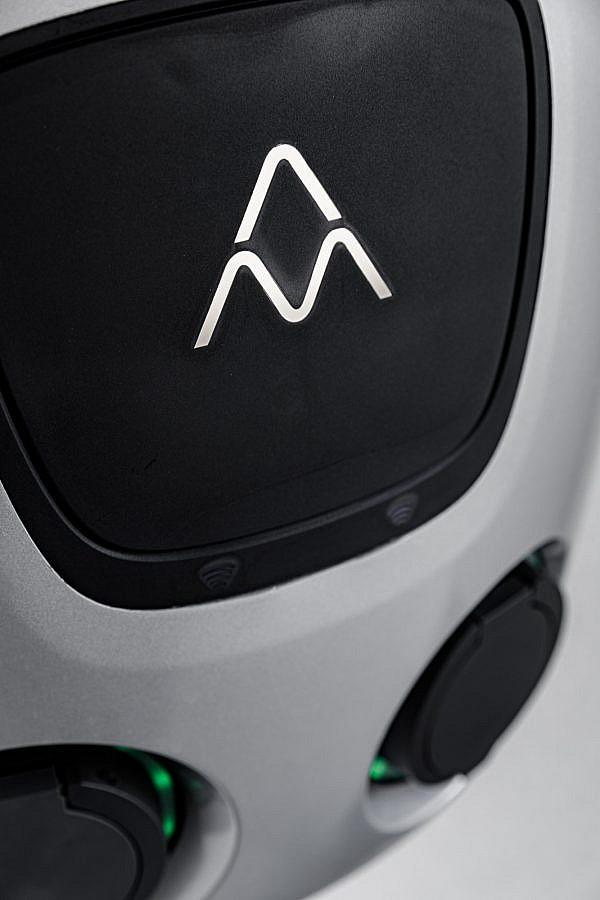 Close up af AURA