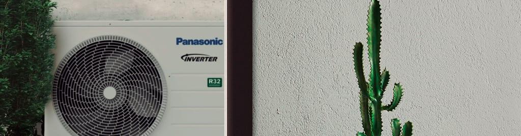 Panasonic luft til vand varmepumper shop i Ølgod
