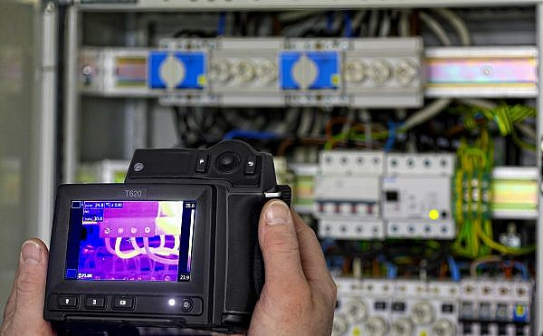 Termografering af el-installationer
