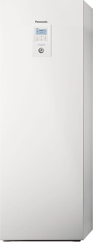 Varmtvandsbeholder til Panasonic luft vand i Ølgod