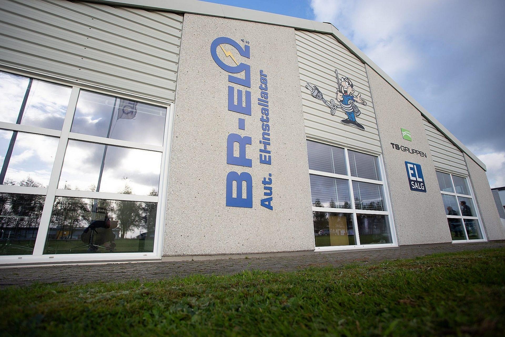 Åbningstider for BR-EL Elektriker Afdeling i Ølgod